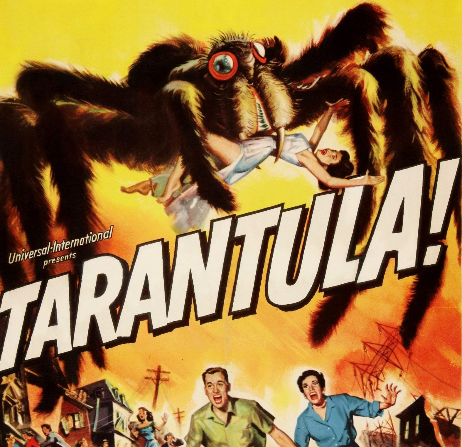 Tarantula 1955 scaled e1624962156291 20 Things You Probably Didn't Know About Clint Eastwood's 1982 Film Firefox