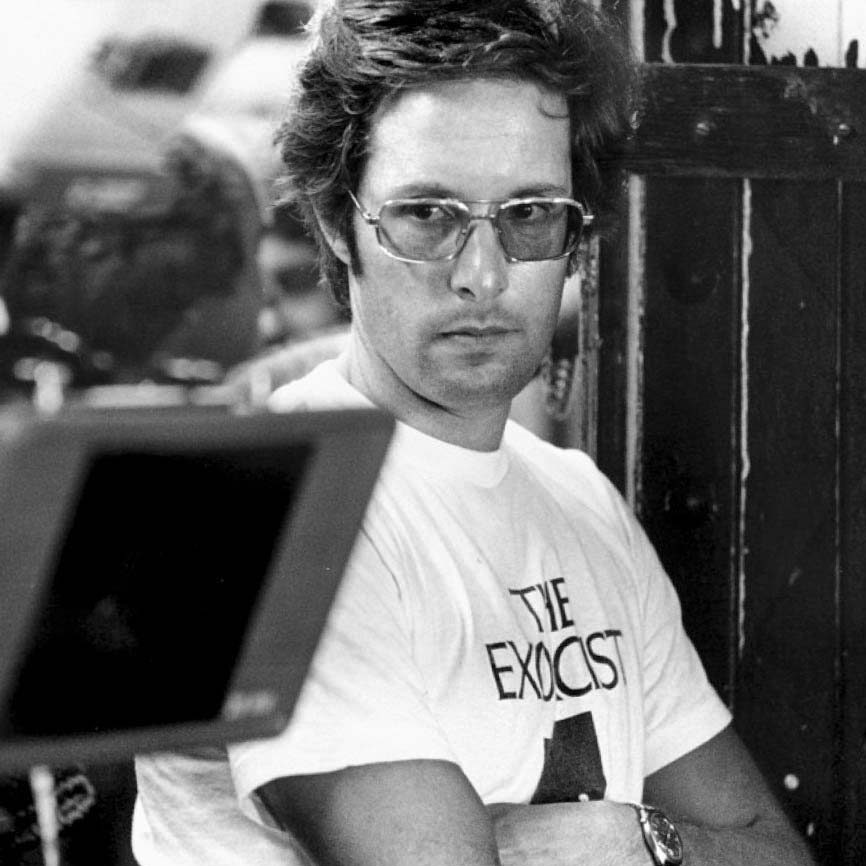 William Friedkin filming The Exorcist e1601037563539 20 Things You Never Knew About Michael Biehn