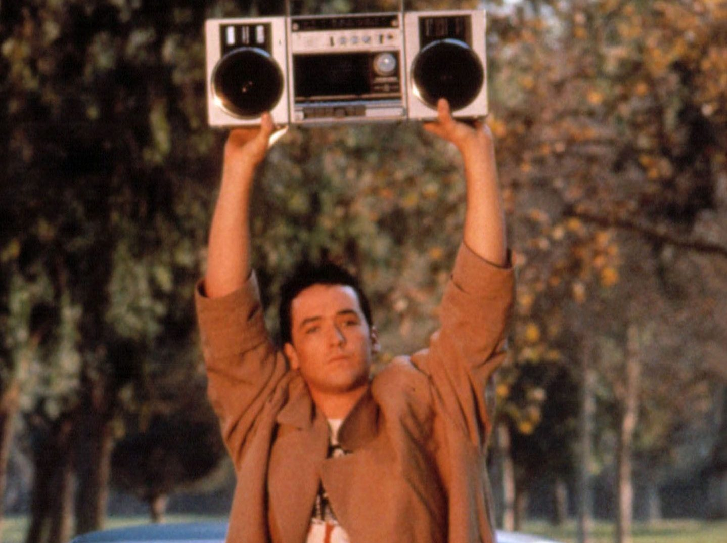 boombox 2 e1617359883304 20 Things You Never Knew About John Cusack