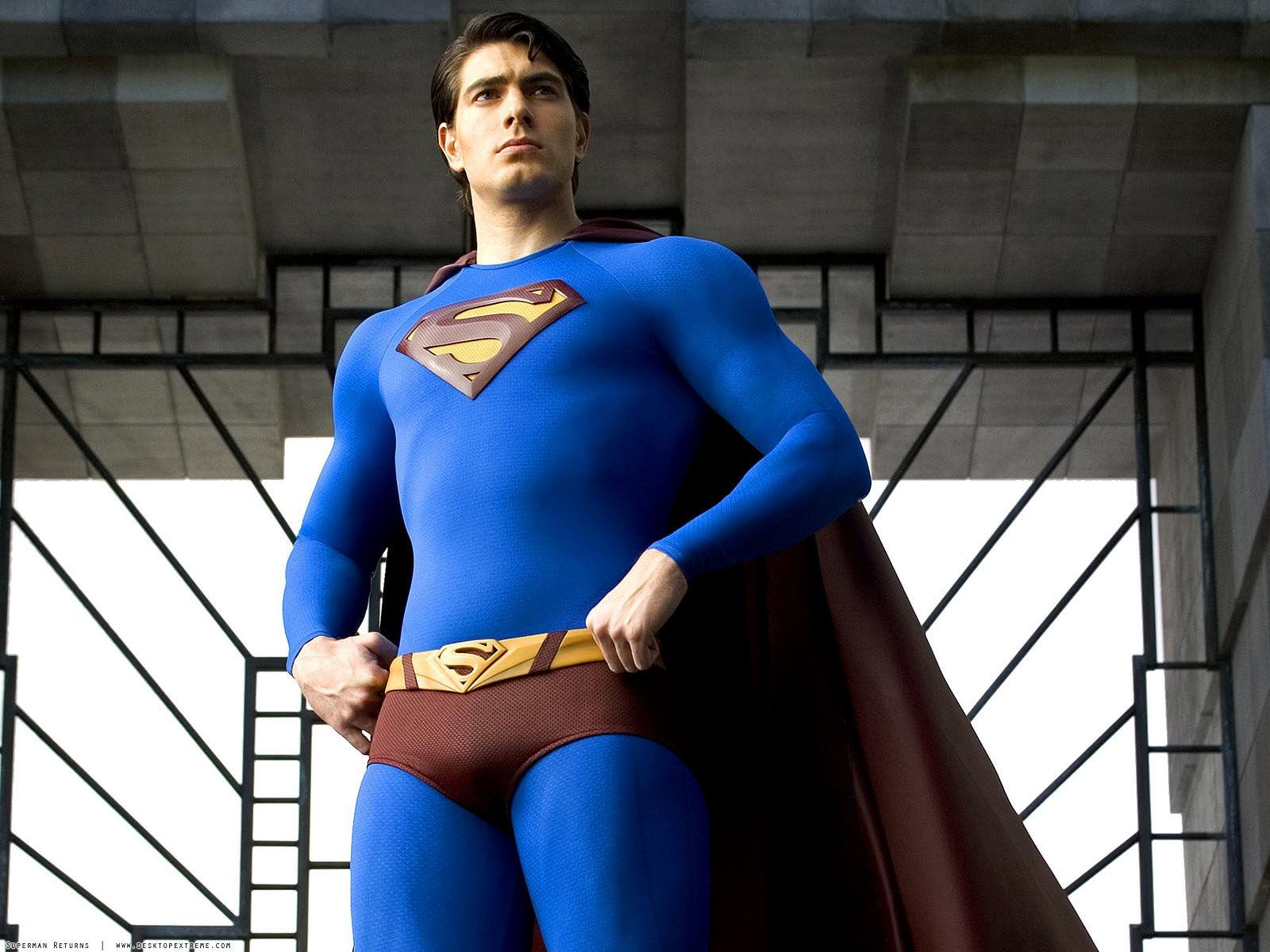 brogan superman 20 Things You Didn't Know About Sean Penn