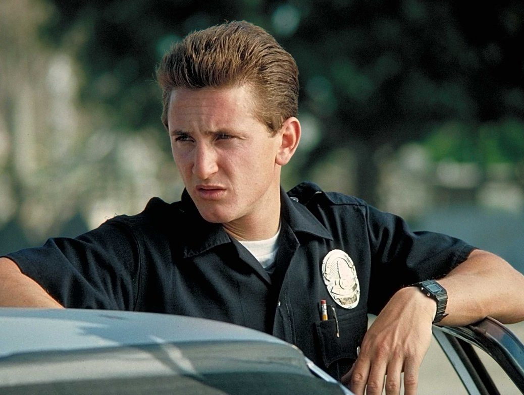 cop e1603112013295 20 Things You Didn't Know About Sean Penn