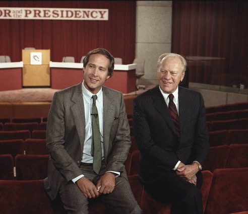 ford 2 e1602756514691 20 Things You Never Knew About Chevy Chase