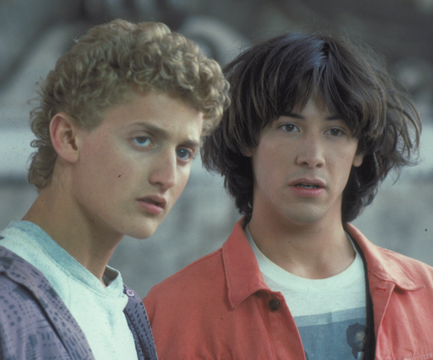 full Bill Ted 3 e1616516876107 25 Totally Non-Heinous Facts About Bill & Ted's Excellent Adventure!