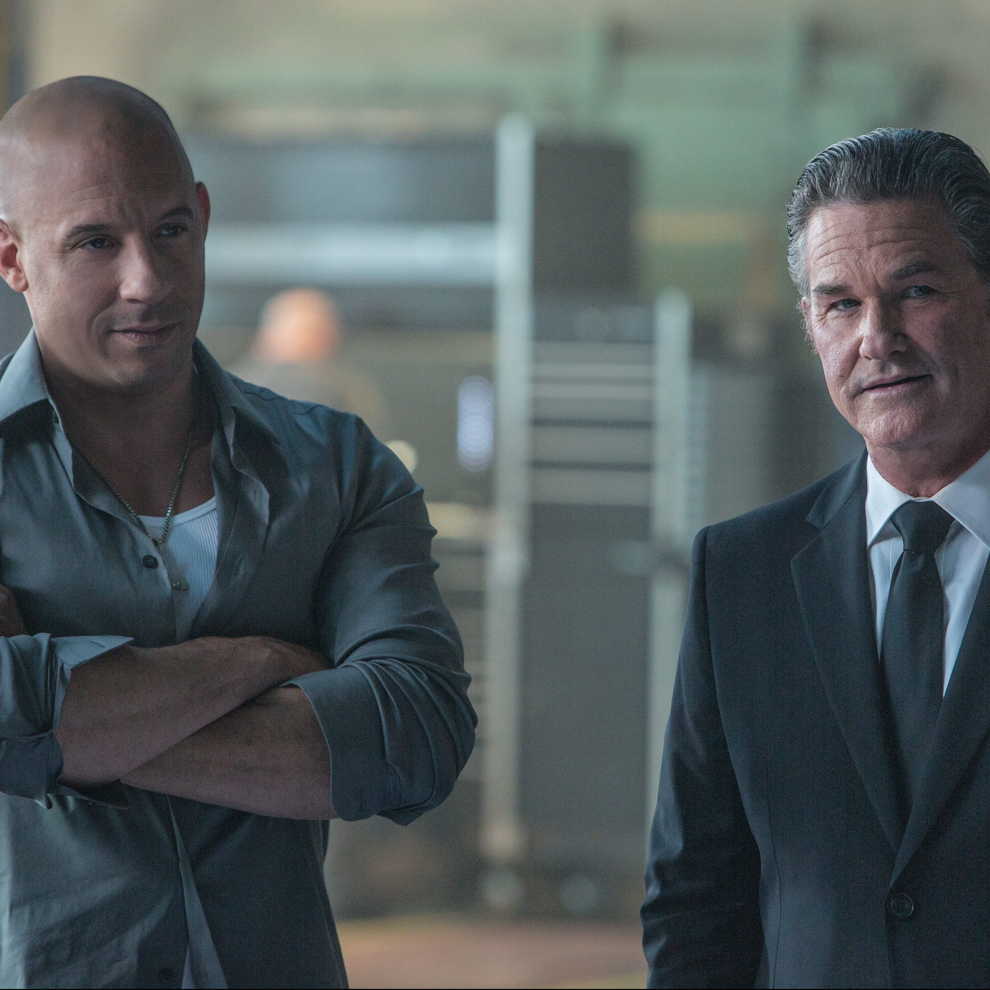 furious 7 kurt russell vin diesel scaled e1601909406247 20 Things You Probably Never Knew About Kurt Russell