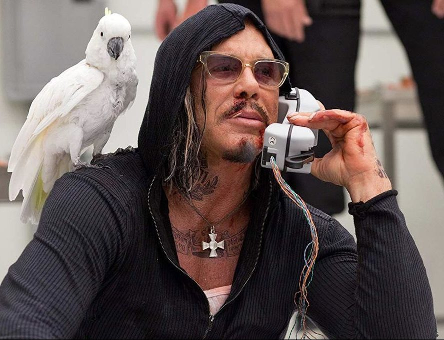 iron man 2 ivan vanko with bird e1625050755769 20 Things You Never Knew About Mickey Rourke
