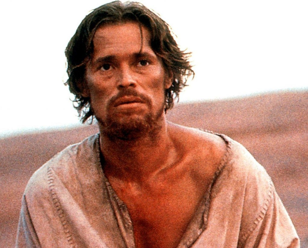 last temptation of christ e1602671338244 20 Things You Never Knew About Willem Dafoe