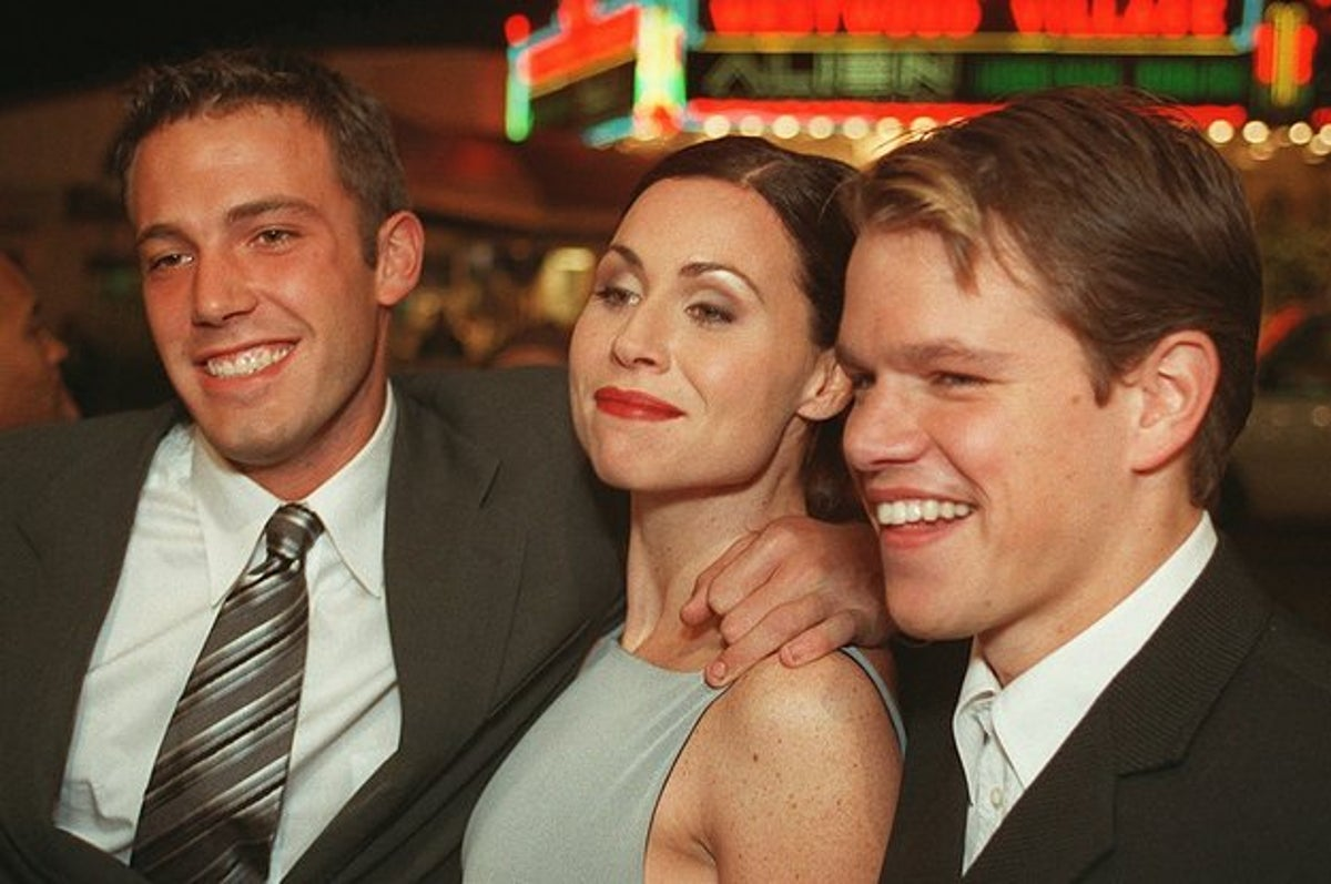 minnie driver slammed matt damon for his comments 2 11895 1513462885 0 dblbig 12 Things You Might Not Have Realised About Good Will Hunting