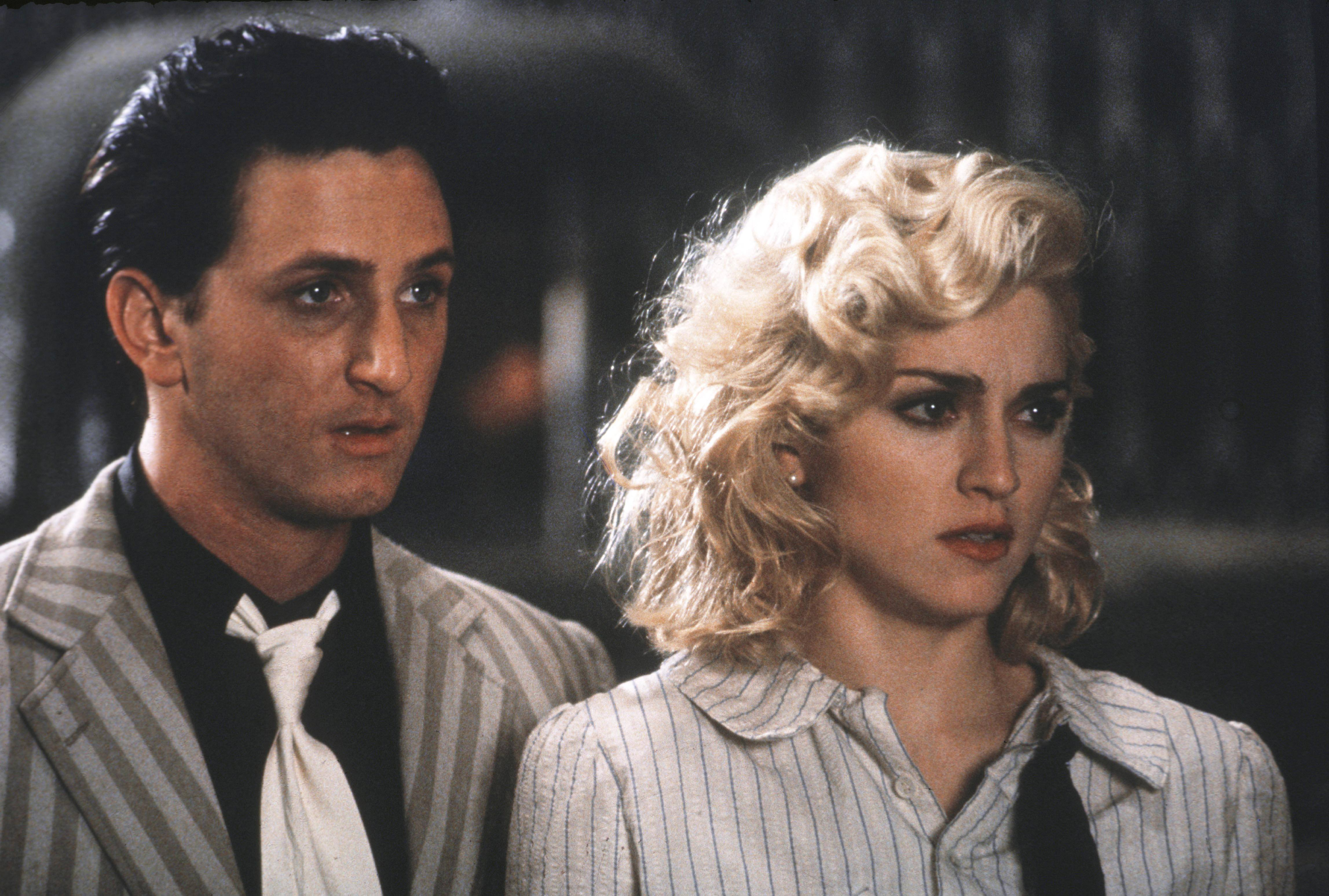 penn and madonna scaled 20 Things You Didn't Know About Sean Penn