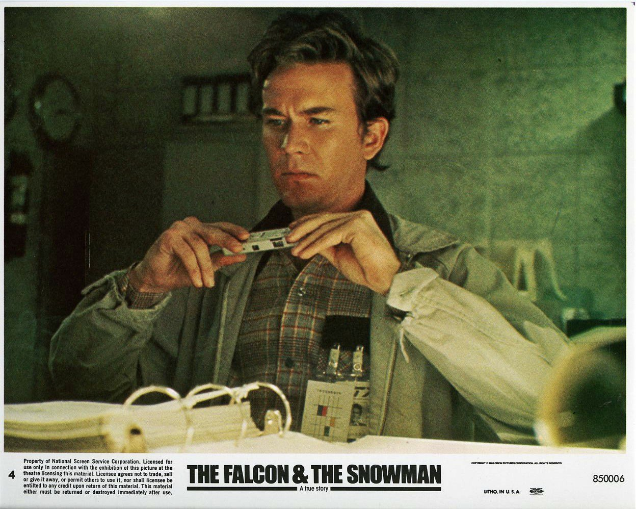 penn falcon and snowman 20 Things You Didn't Know About Sean Penn