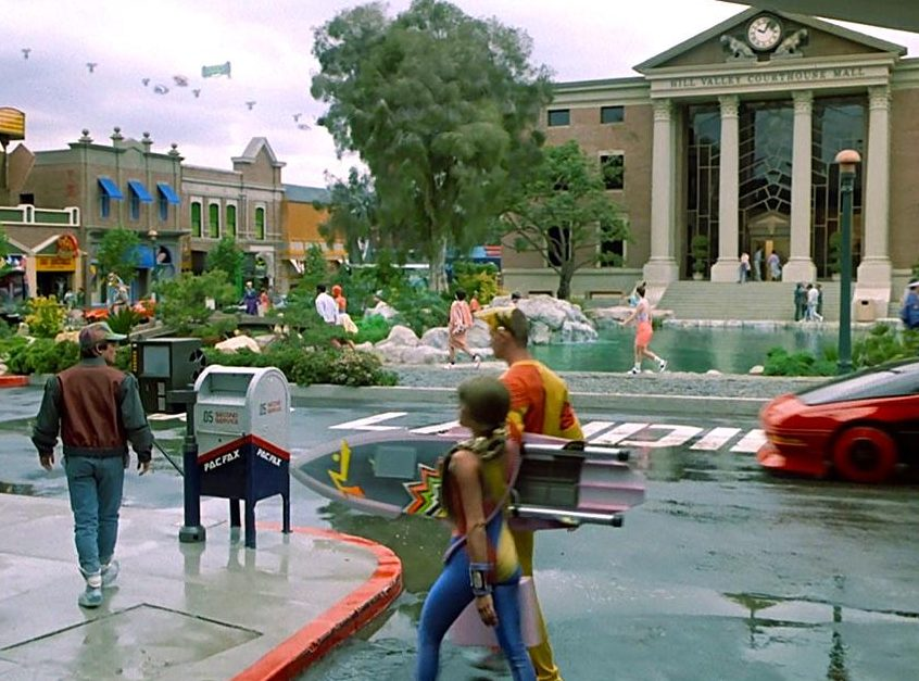 scnet bttf2 0433jt e1617110564902 20 Fascinating Futuristic Facts About Back to the Future Part II