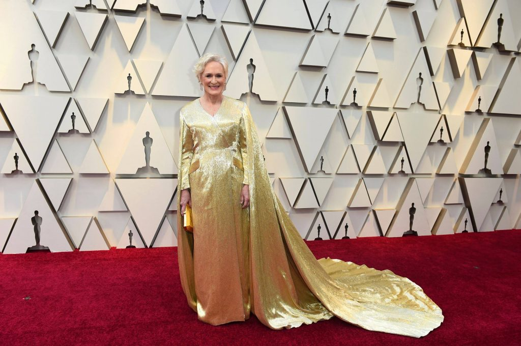 sei 53945133 93da 10 Things You Probably Didn't Know About Glenn Close