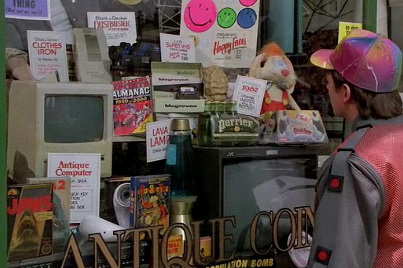 shop e1617110440639 20 Fascinating Futuristic Facts About Back to the Future Part II