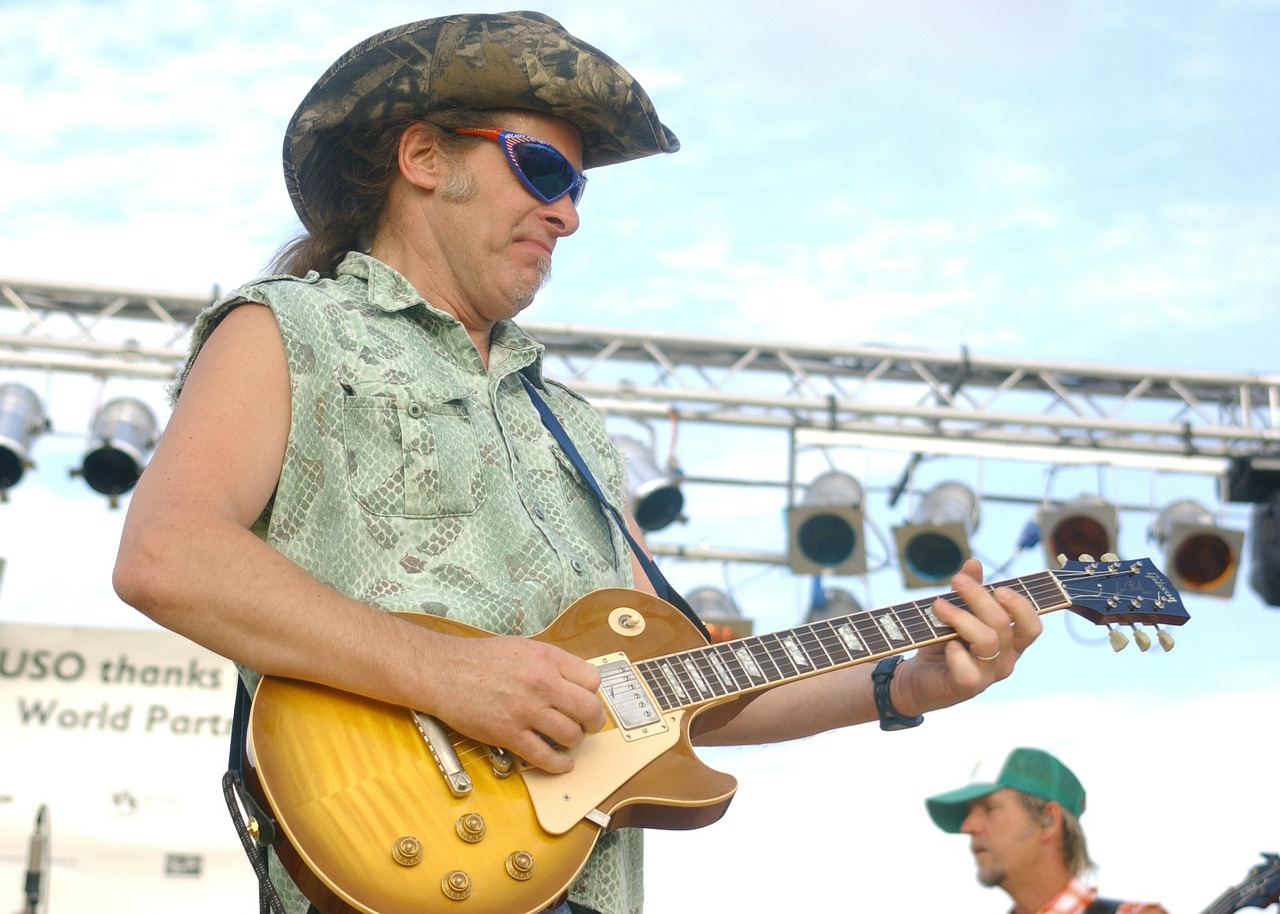 ted nugent 80650 1280 20 Things You Probably Never Knew About Kurt Russell