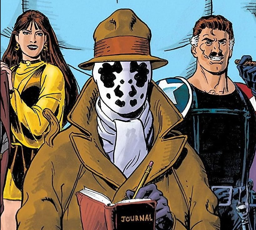 the crimebusters in watchmen e1617112843712 20 Fascinating Futuristic Facts About Back to the Future Part II