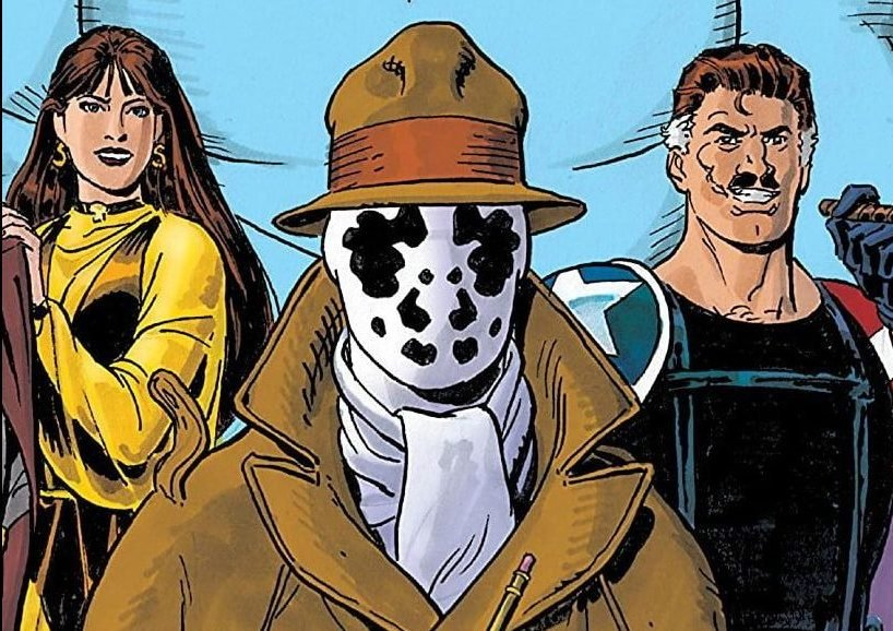 the crimebusters in watchmen e1617356543940 20 Things You Never Knew About John Cusack