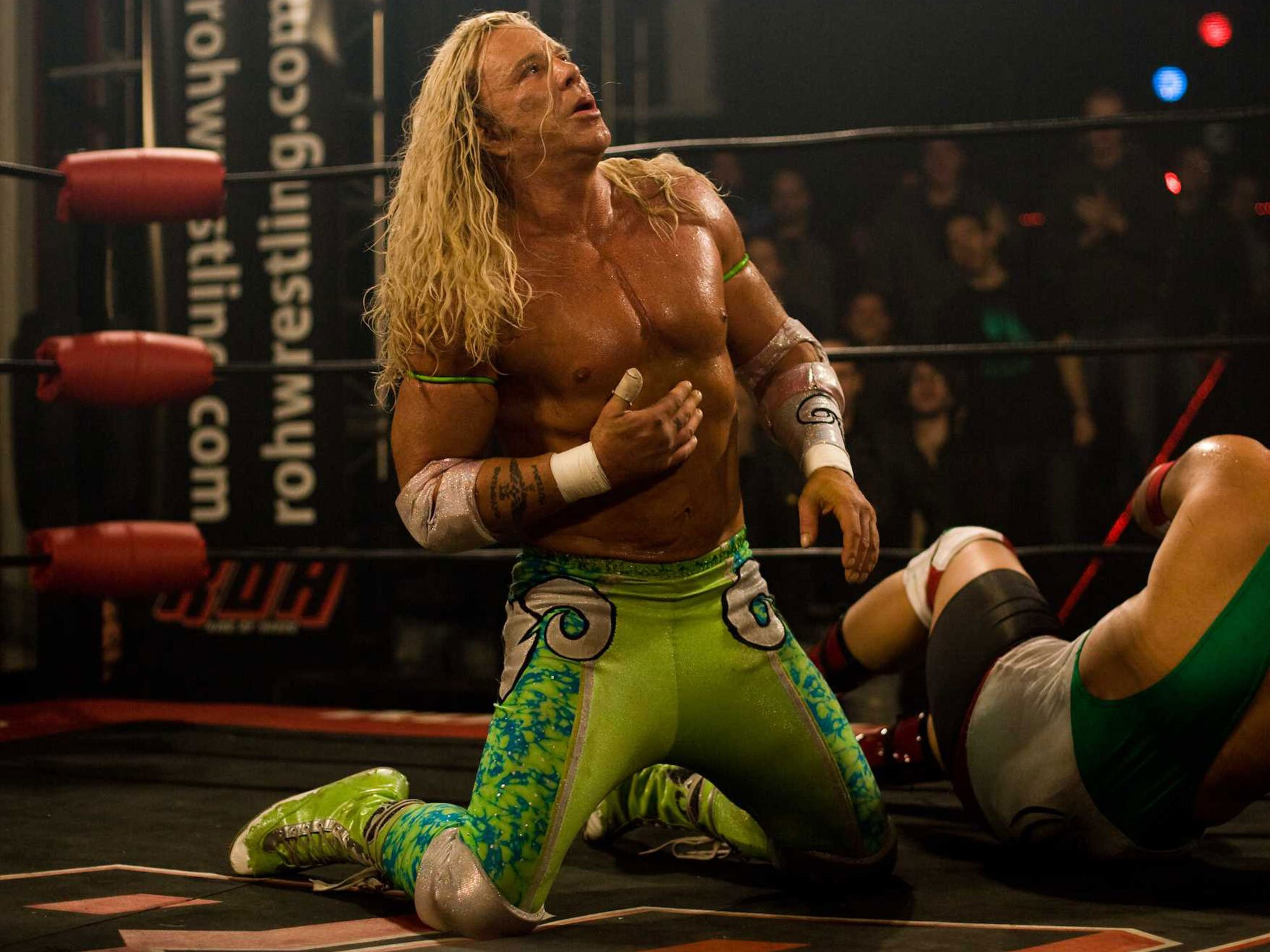the wrestler review 20 Things You Never Knew About Mickey Rourke