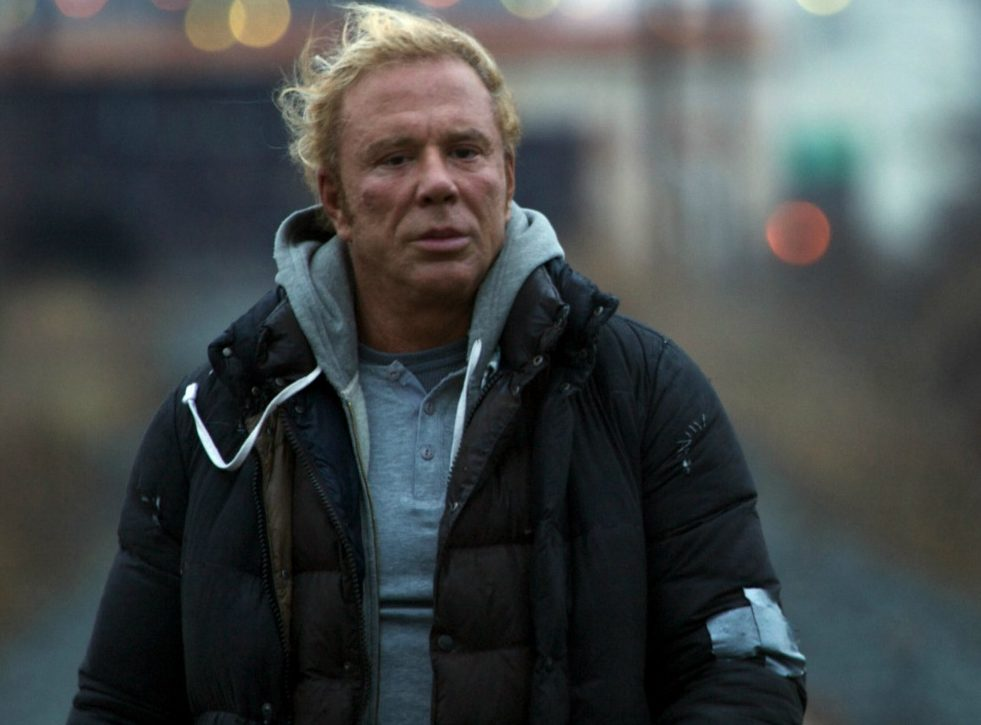 the wrestler h 2008 e1625050903580 20 Things You Never Knew About Mickey Rourke