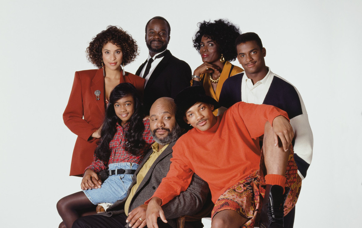 v2 fresh prince castjpg 20 Things You May Not Have Realised About The Fresh Prince Of Bel-Air