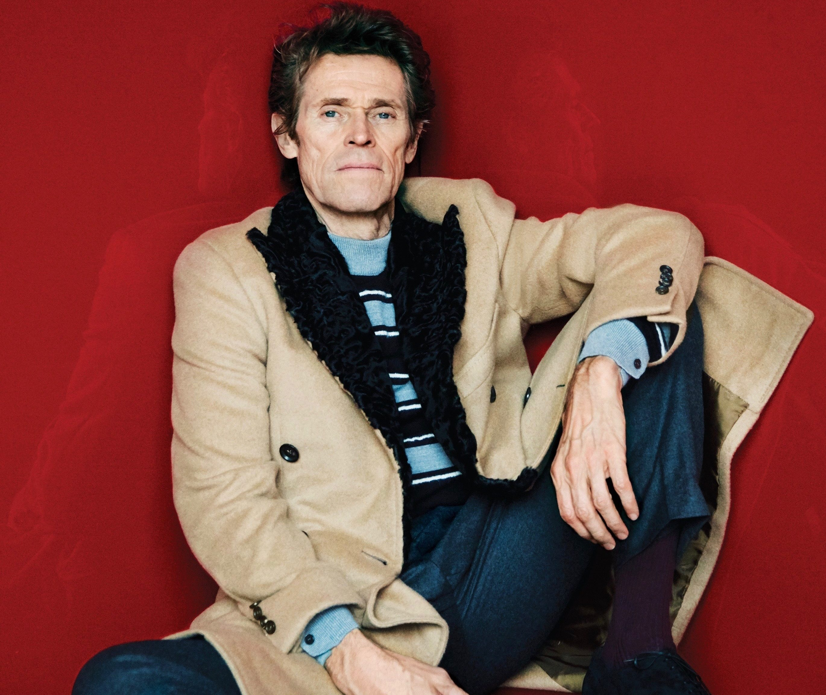 willem dafoe gq style 8 1 1 scaled e1602688163679 20 Things You Never Knew About Willem Dafoe