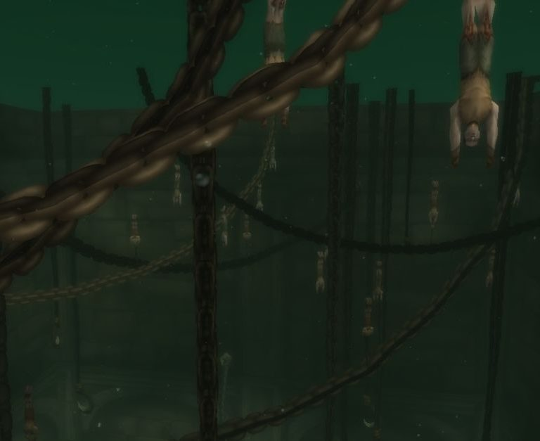 1200px The Upside down Sinners e1604403301813 Video Game Urban Legends That'll Give You Nightmares