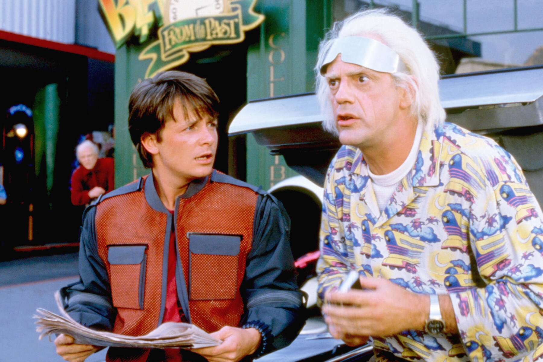 151021 news back to the future 2 20 Things You Never Knew About Christopher Lloyd