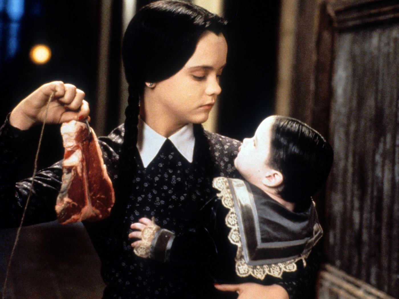 168597967.jpg.0 30 Creepy and Kooky Facts About Addams Family Values
