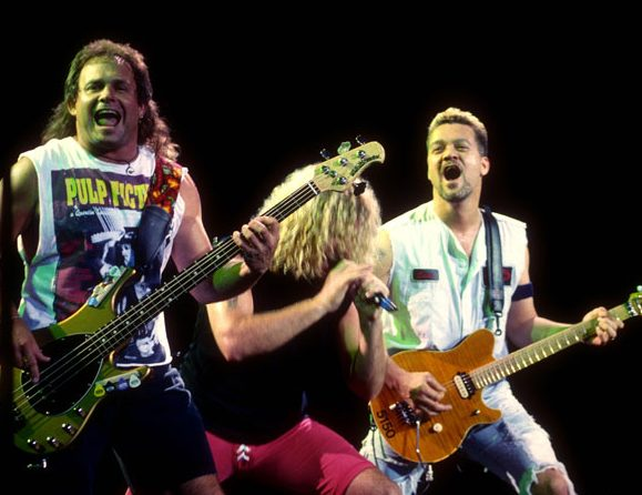 1995 Band e1604672500239 20 Facts About Rock Legends Van Halen That Will Make You Jump