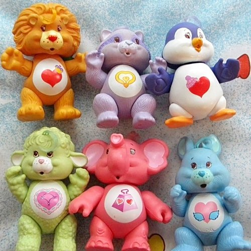 2 23 Spread The Love With These 10 Fascinating Facts About The Care Bears Movie
