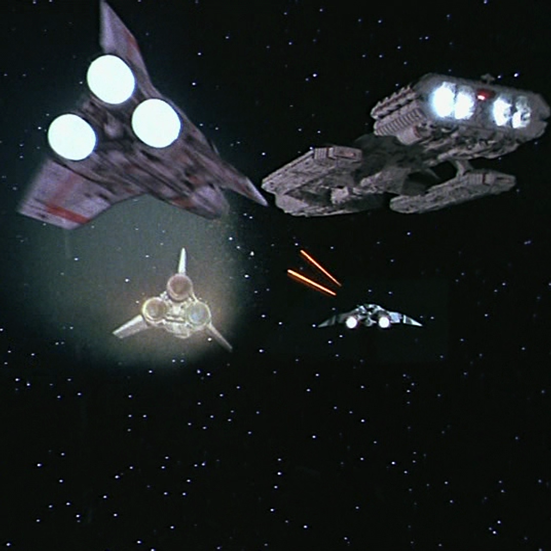 4c91553dd01662d05c0093661a814177 e1603100661543 20 Things You Probably Didn't Know About The Original Battlestar Galactica