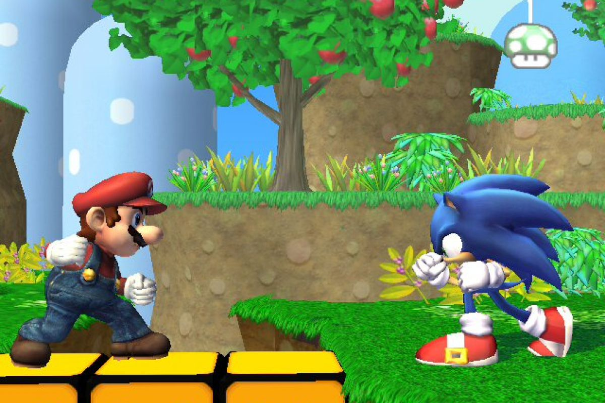 5597 MarioSonic 28048 20080313162842.0 Video Game Urban Legends That'll Give You Nightmares