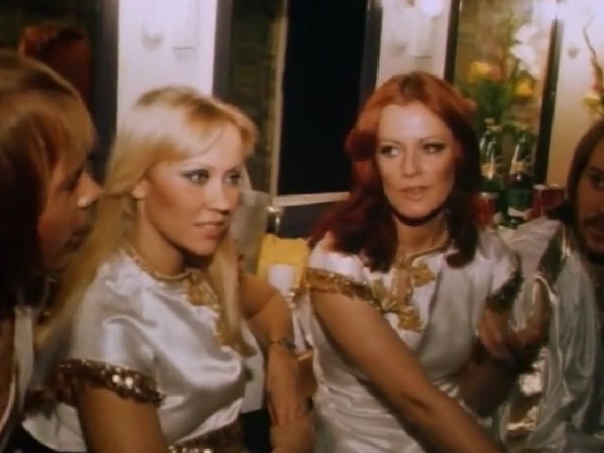 ABBA in Birmingham in 1977 40 Things You Probably Didn't Know About ABBA