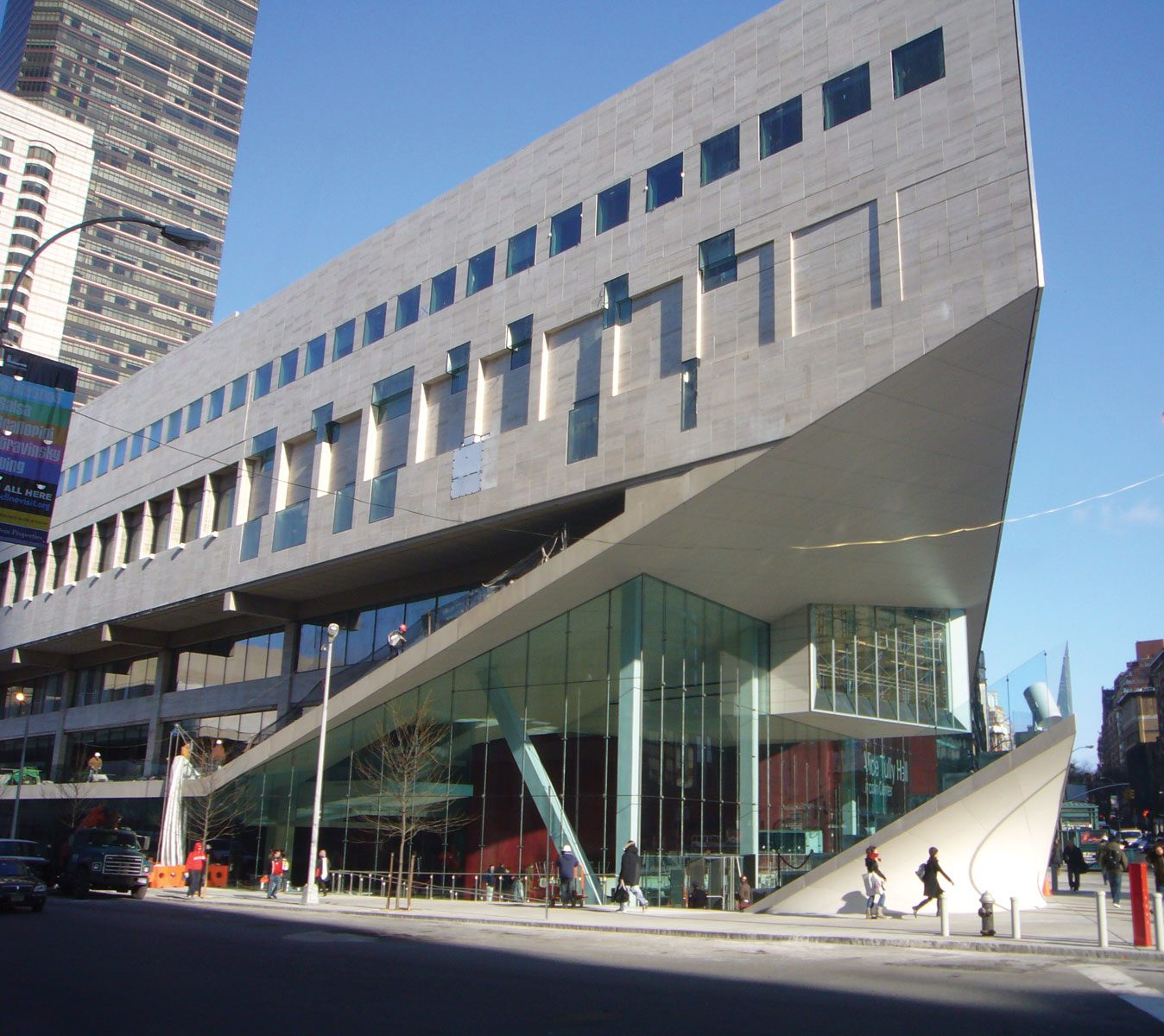 Alice Tully Hall Juilliard School New York e1604482033268 20 Things You Never Knew About Kevin Kline