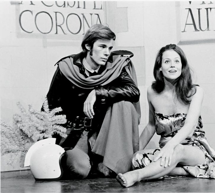 Androcles e1609764229828 20 Things You Probably Didn't Know About Sigourney Weaver