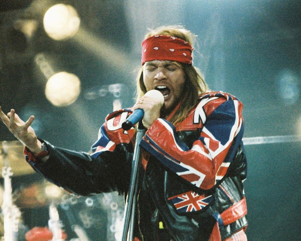 Axl UK 20 Things You Never Knew About Guns N' Roses