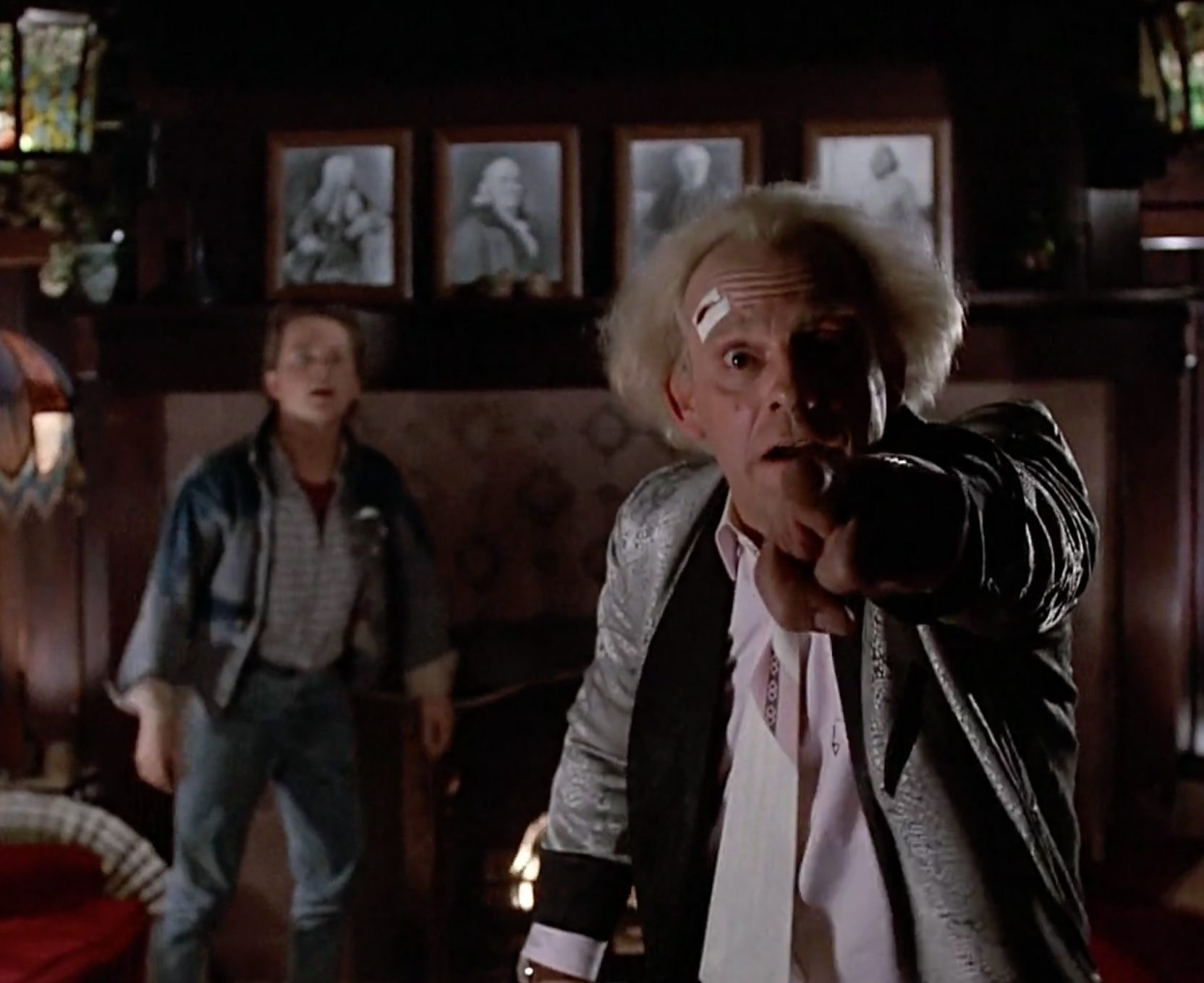 BTTF Doc Brown 1 e1604308385948 20 Things You Never Knew About Christopher Lloyd