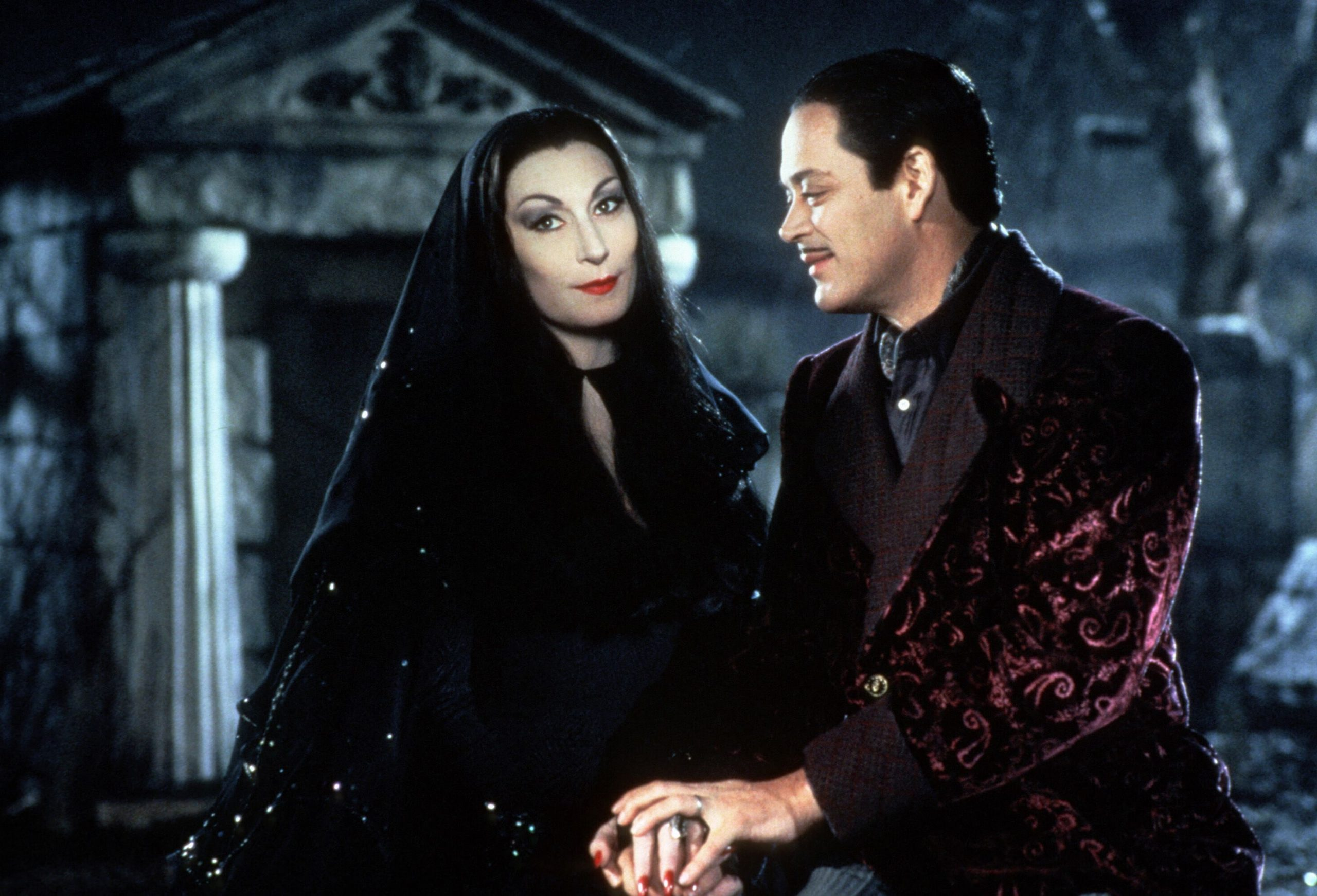C 1 scaled 30 Creepy and Kooky Facts About Addams Family Values