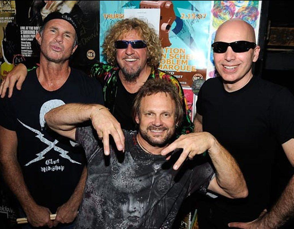Chickenfoot 1 e1604677671685 20 Facts About Rock Legends Van Halen That Will Make You Jump