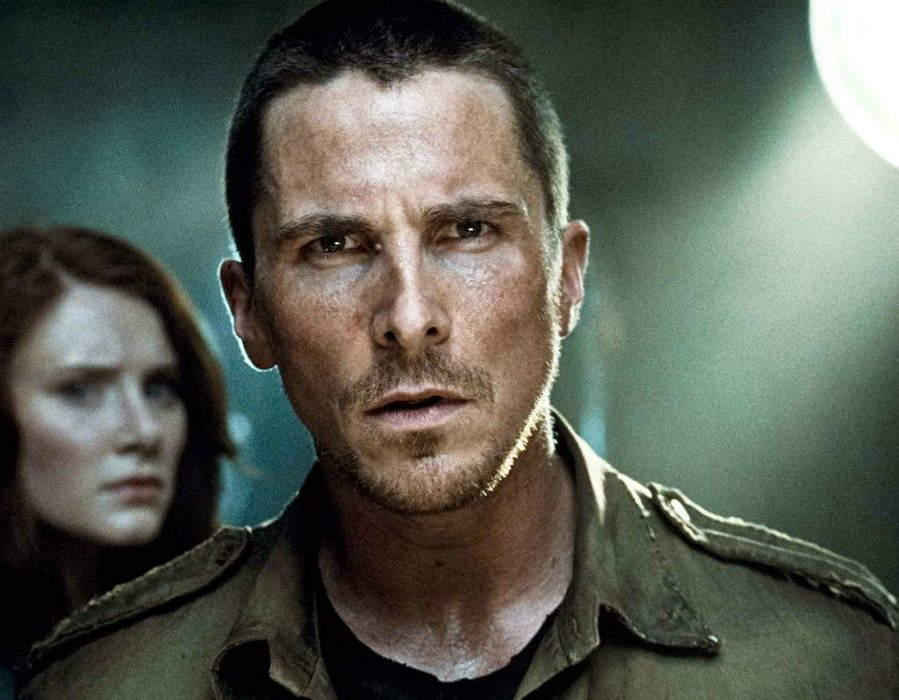 Christian Bale as John Connor in Terminator Salvation e1616599368670 20 Actors And Directors Who Refused To Work With Each Other Ever Again
