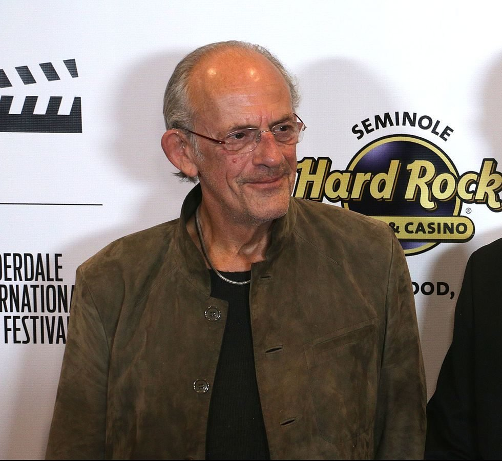 Christopher Lloyd 2015 e1617020891113 20 Things You Never Knew About Christopher Lloyd
