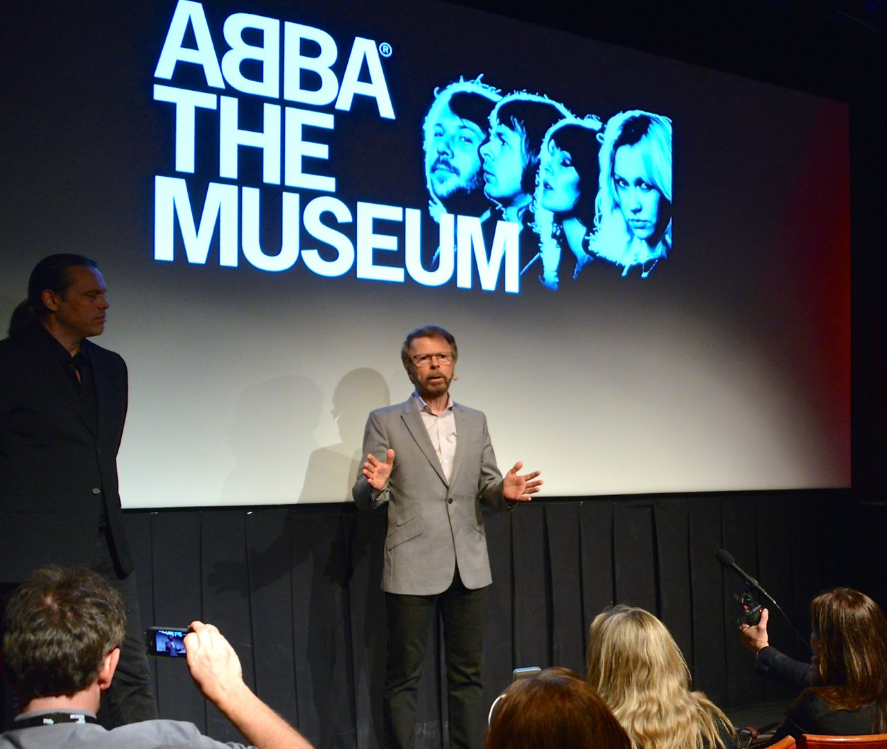 Frankie Fouganthin 2 40 Things You Probably Didn't Know About ABBA