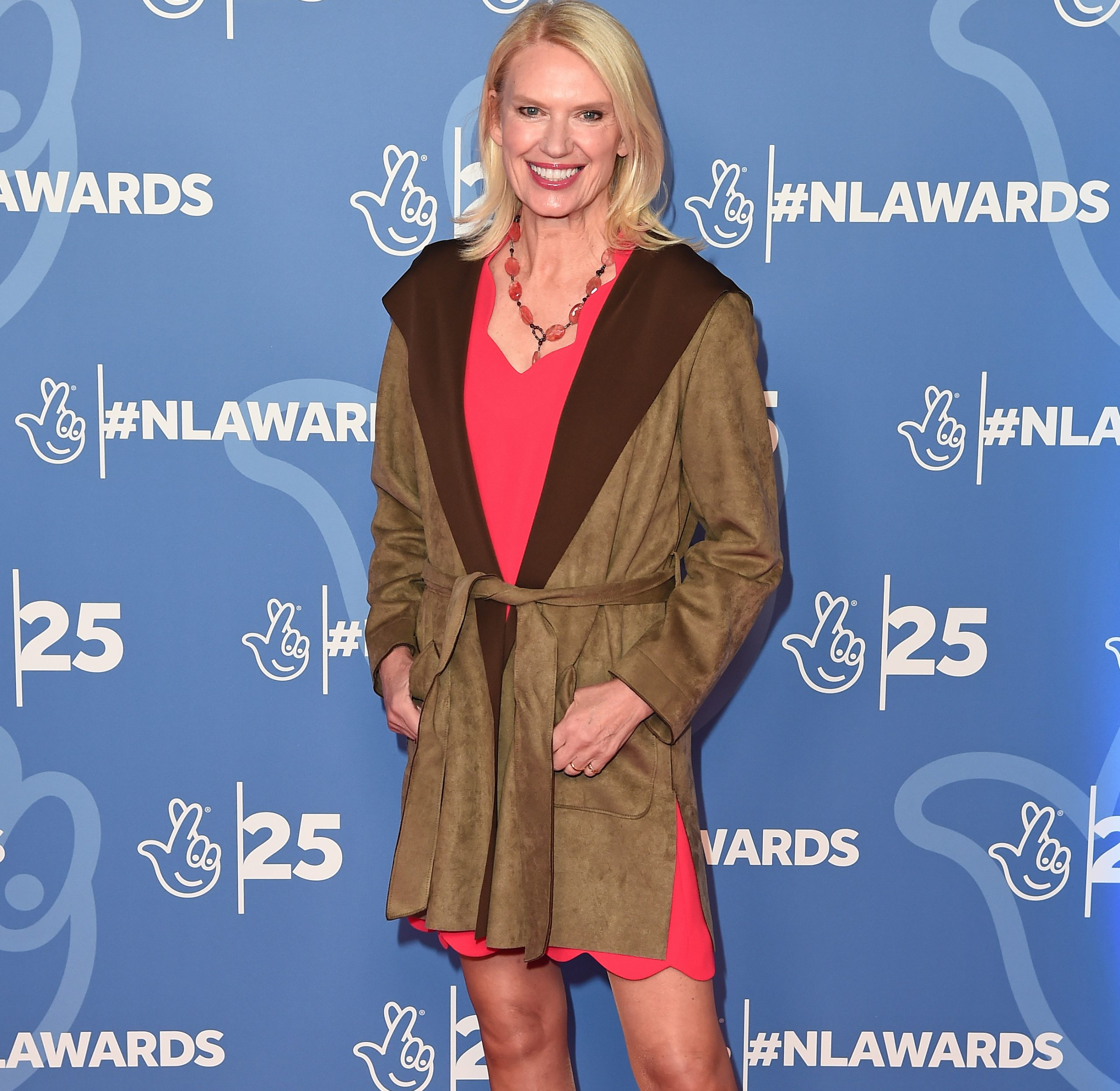 GettyImages 1181250324 scaled Remember Anneka Rice? You Won't Believe How Amazing She Looks At 62!