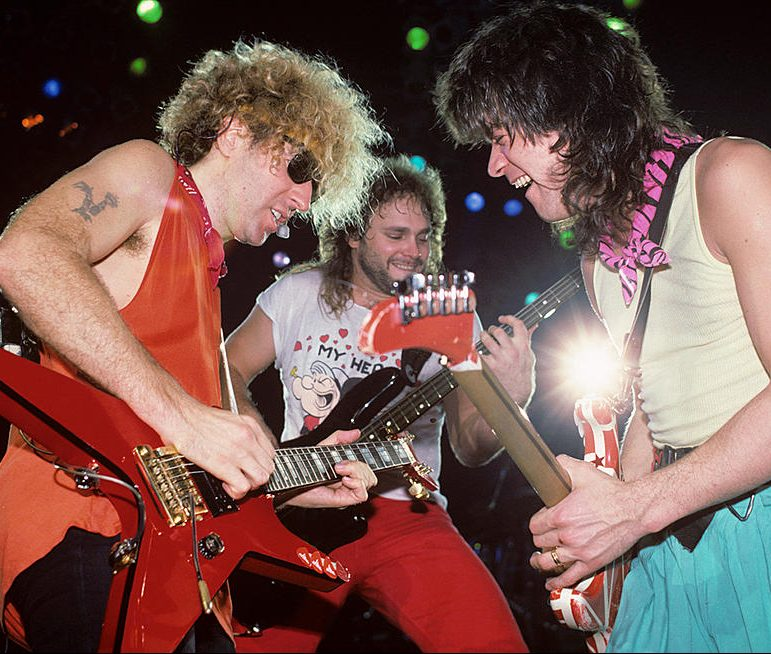 GettyImages 179662858 e1604662795453 20 Facts About Rock Legends Van Halen That Will Make You Jump
