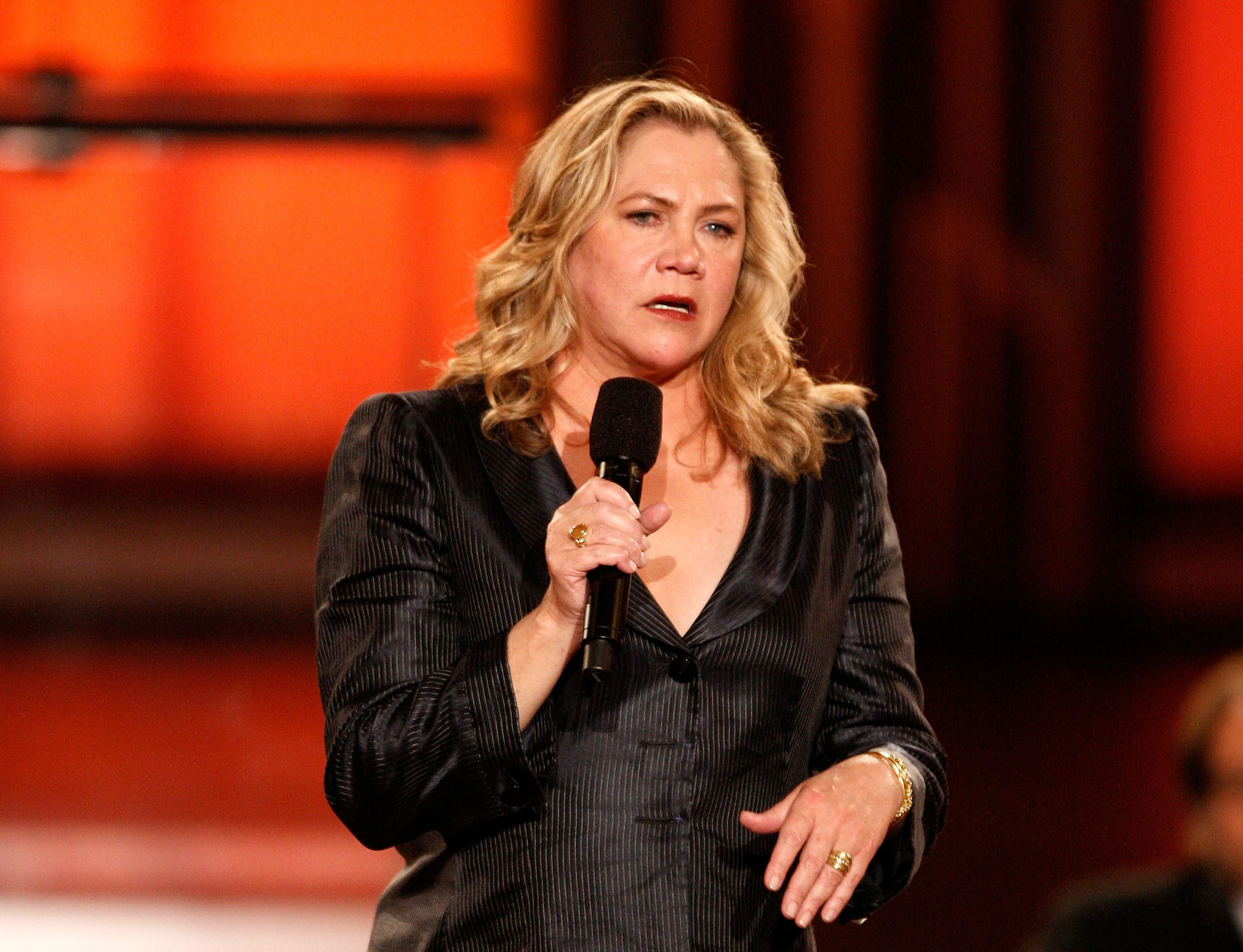 GettyImages 88441343 scaled Remember Kathleen Turner? Here's What She Looks Like Now!