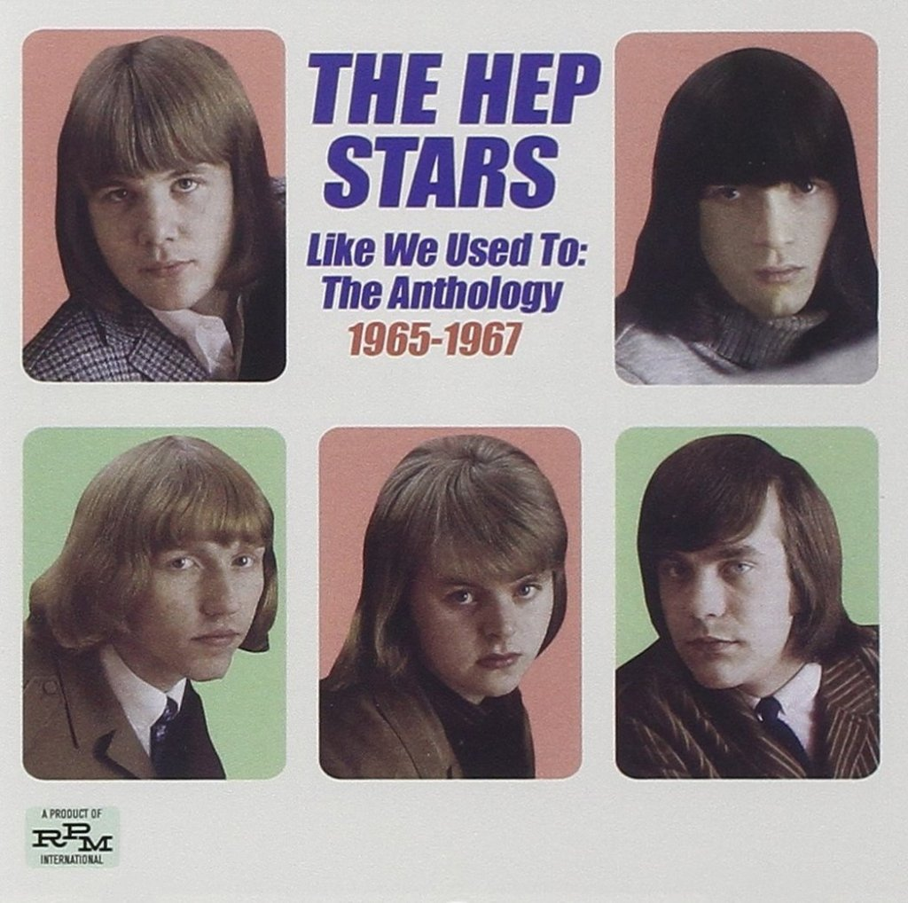 Hep Stars Anthology2 40 Things You Probably Didn't Know About ABBA