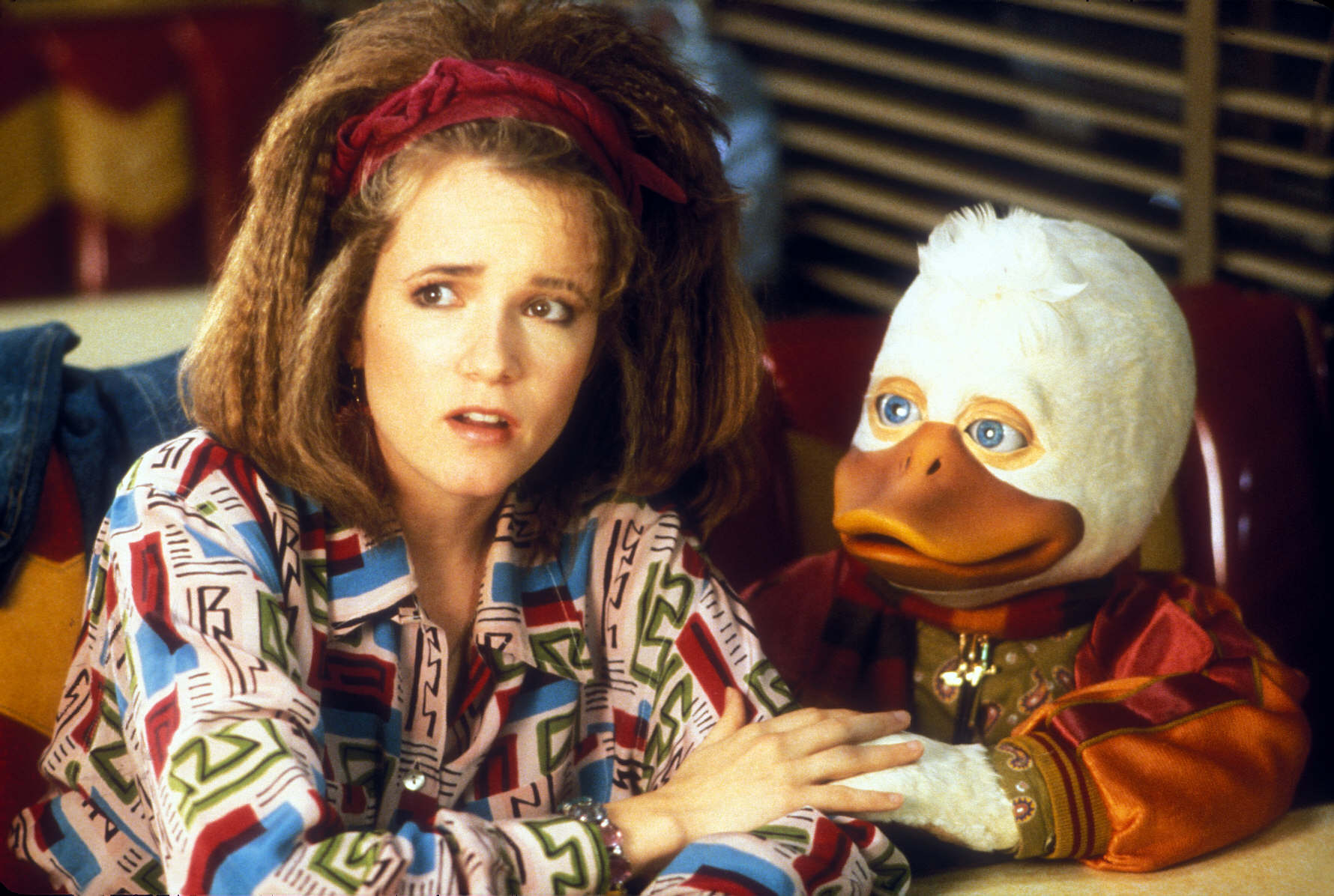 Howard the Duck 1986 7 30 Films From The 80s That Are So Bad They're Actually Good