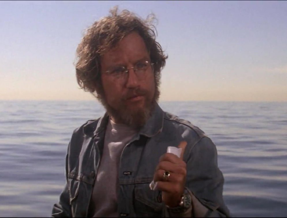 Jaws Hooper e1604415261157 20 Things You Never Knew About Kevin Kline