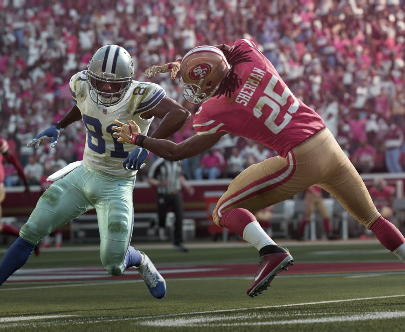 Madden19 gdp screenshot legends to vs sherman 1p e1604400403677 Video Game Urban Legends That'll Give You Nightmares