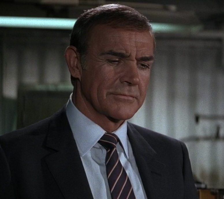 Never Say Never Again Blazer e1604328215380 20 Things You Never Knew About Sean Connery