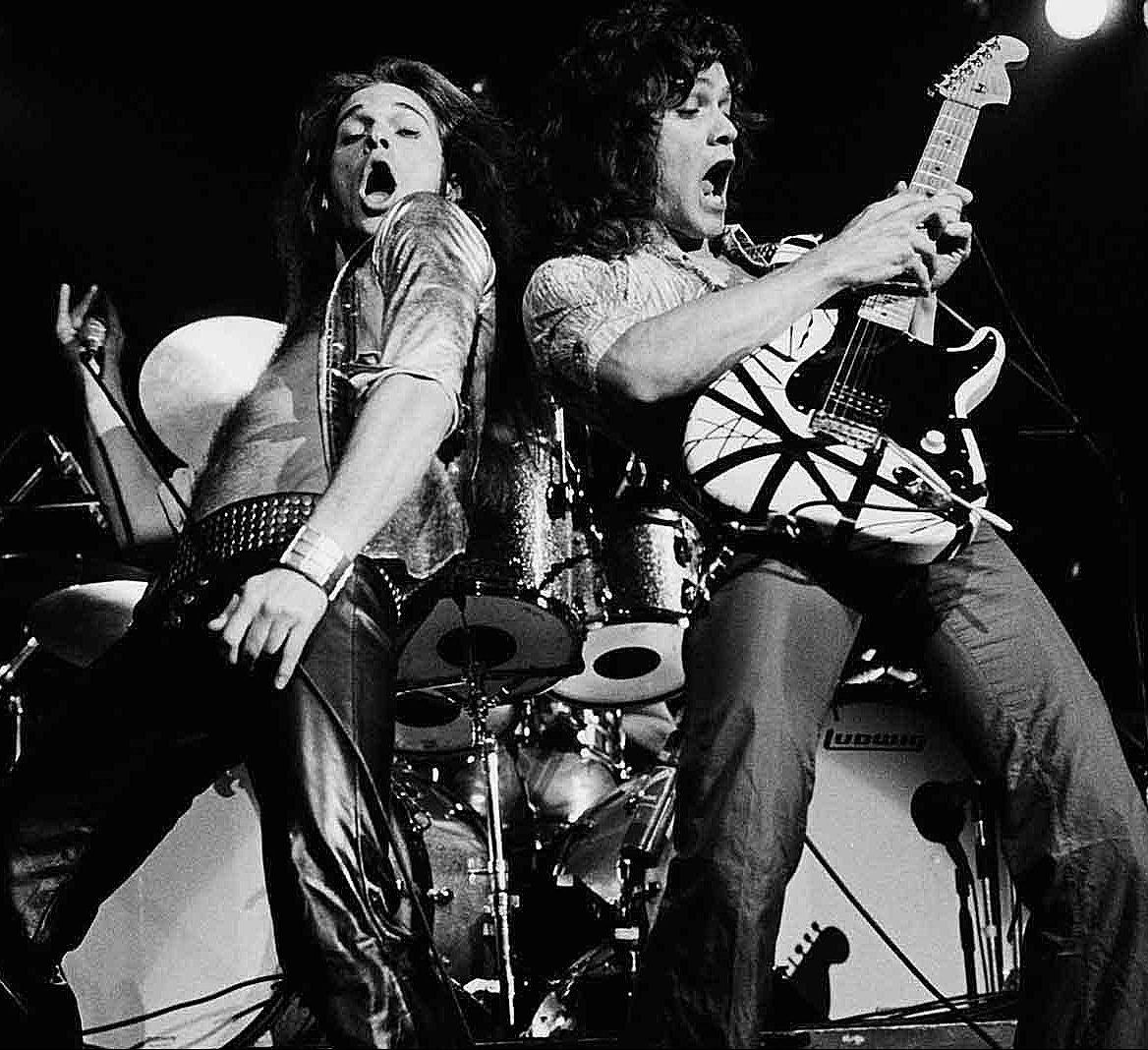 Redferns e1604665108694 20 Facts About Rock Legends Van Halen That Will Make You Jump