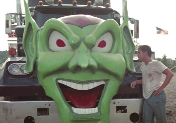 Review 319 Photo 2 Maximum Overdrive Stephen King 1986 e1608304407815 30 Films From The 80s That Are So Bad They're Actually Good
